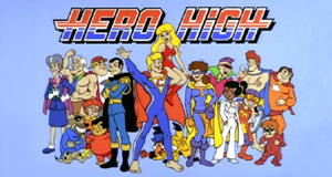 Helden-High-School – Bild: Filmation