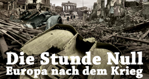 Die Stunde Null – Europa nach dem Krieg – Bild: ZED/Cinétévé