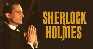 Sherlock Holmes – Bild: Granada Television