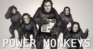 Power Monkeys – Bild: Channel 4