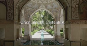 Orientalische Gartenlust – Bild: arte/Prospera Medienproduktion