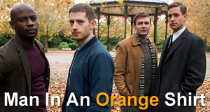 Man in an Orange Shirt – Bild: BBC