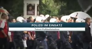 Polizei im Einsatz – Bild: n-tv
