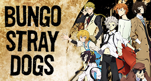 Bungo Stray Dogs – Bild: Kafka ASAGIRI,Sango HARUKAWA/PUBLISHED BY KADOKAWA/Bungo Stray Dogs Partners