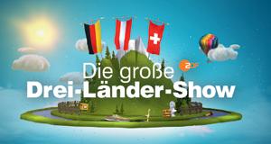 Die große Drei-Länder-Show – Bild: ZDF/Barnd New Media