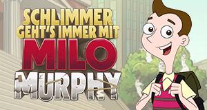 Schlimmer geht's immer mit Milo Murphy – Bild: Disney XD