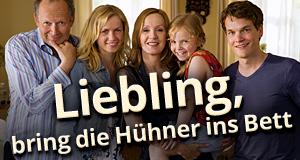 Liebling, bring die Hühner ins Bett – Bild: BR/WDR/Conny Klein