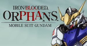 Mobile Suit Gundam Iron Blooded Orphans – Bild: Sunrise