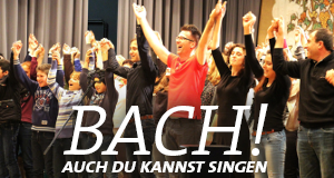 Bach! – Auch du kannst singen – Bild: SWR/kurhaus production