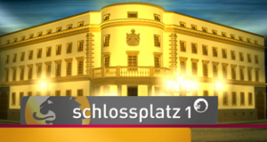 Schlossplatz 1 – Bild: hr-fernsehen
