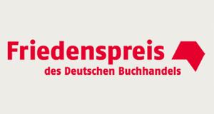 Friedenspreis des Deutschen Buchhandels – Bild: Börsenverein des Deutschen Buchhandels e.V.