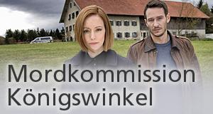 Mordkommission Königswinkel – Bild: obs/ZDF/Jacqueline Krause-Burberg
