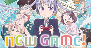 New Game! – Bild: Doga Kobo