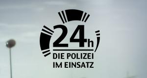 24 Stunden – Die Motorrad Polizei – Bild: ATV