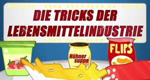Die Tricks der Lebensmittelindustrie – Bild: obs/ZDFinfo/Björn Schneider