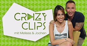 Crazy Clips mit Melissa & Jochen – Bild: sixx/Guido Engels