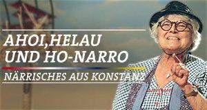 Ahoi, Helau und Ho-Narro – Bild: SWR/A. Kluge