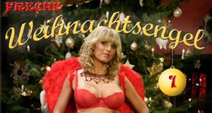 Freche Weihnachtsengel – Bild: Beate-Uhse.tv