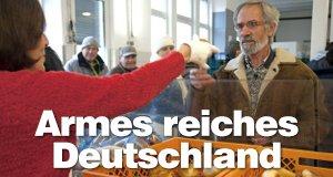 Armes reiches Deutschland