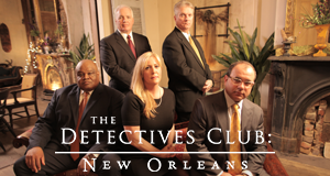 The Detectives Club – Bild: Cineflix/Investigation Discovery