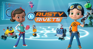 Rusty Rivets – Bild: Spin Master Entertainment/Viacom