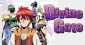 Divine Gate – Bild: Pierrot / Nipponart