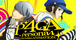 Persona4 the Golden Animation – Bild: A-1 Pictures