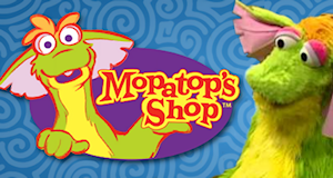 Mopatop's Shop – Bild: The Jim Henson Company