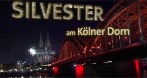 Silvesterfeuerwerk am Kölner Dom – Bild: WDR