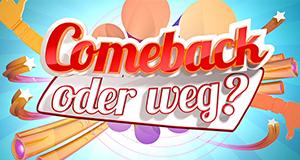 Comeback oder weg? – Bild: RTL