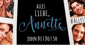 Alles Liebe, Annette – Bild: MDR/FUNK