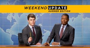 Saturday Night Live: Weekend Update – Bild: NBC