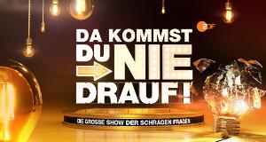 Da kommst Du nie drauf! – Bild: ZDF/Wielandt GmbH