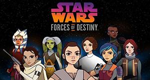Star Wars: Die Mächte des Schicksals – Bild: Disney/Lucasfilm