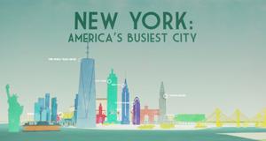 Inside New York – Bild: BBC Two