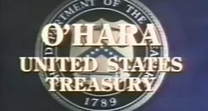 O'Hara, U.S. Treasury – Bild: CBS