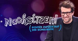 Nachsitzen! Promis zurück auf die Schulbank – Bild: RTL/Guido Engels