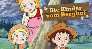 Die Kinder vom Berghof – Bild: Nippon Animation Co., LTD./Fuji TV