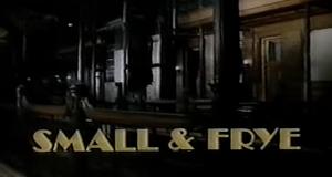 Small & Frye – Bild: CBS