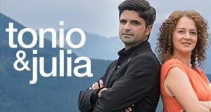 Tonio & Julia – Bild: ZDF/Erika Hauri