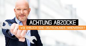 Achtung Abzocke – Wie ehrlich sind Deutschlands Handwerker? – Bild: kabel eins/Stefan Hobmaier