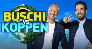 Buschi vs. Köppen – Bild: MG RTL D