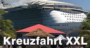 Kreuzfahrt XXL – Bild: ZDF/Ulli Rothaus