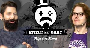 Spiele mit Bart – Bild: RocketBeans.tv