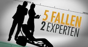 5 Fallen – 2 Experten – Bild: WDR