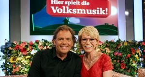 Hier spielt die Volksmusik! – Bild: HR/Sven-Oliver Schibat