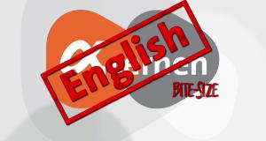 English bite-size – Bild: ARD-alpha