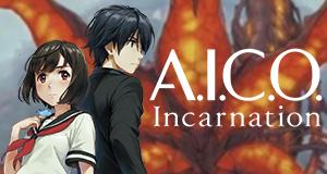 A.I.C.O. Incarnation – Bild: Bones/Project A.I.C.O.