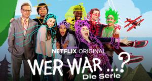 Wer war…? Die Serie – Bild: Netflix
