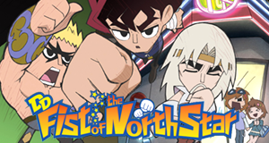DD Fist of the North Star – Bild: Ajia-do Animation Works / Sentai Filmworks